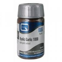 Quest Kyolic Garlic 1000mg Aged Garlic Extract 60 Tablets