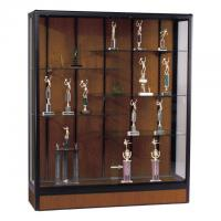 Buy cheap Contempo Series by Waddell 93R84 Elite Freestanding Display Case by Best-Rite from wholesalers