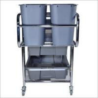 Cleaning Cart Trolley Manufactures