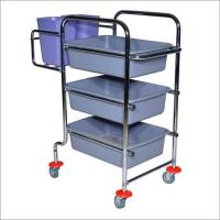 Hotel Cleaning Cart Trolley Manufactures