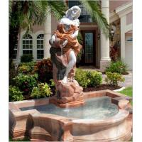 Buy cheap Figure Sculpture Fountain For Garden Decoration from wholesalers