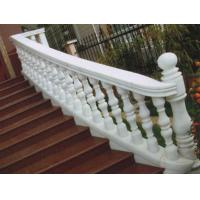 Buy cheap Marble Railings / Marble Baluster Marble Balustrades For Indoor And Outdoor from wholesalers