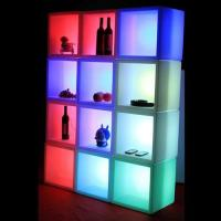 BAR - LED Ice Buckets Square LED Ice-buckets Set Manufactures