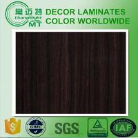 Buy cheap Noble Walnut bathroom partition hardware HPL/Wood grains2033 from wholesalers