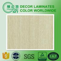 Buy cheap New Oak Cabinet countertops formica laminate sheets/Wood grains 2001 from wholesalers
