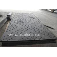 Buy cheap hdpe temporary swamp roadways/hdpe ground swamp mats/track mats from wholesalers