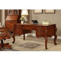 Buy cheap American country style wood desk for study room from wholesalers