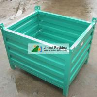 Wholesale Warehouse Steel Fixed Stacking Container from china suppliers