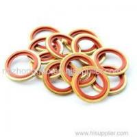 Rubber Ball Self Centering Bonded Seal VITON Bonded Seal Manufactures