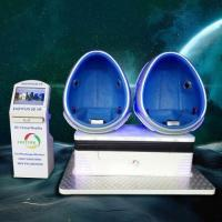 Buy cheap Good Investment 9D VR Experience Luxurious Cinema 2 Seats 9D Cinema with 360 Degree 9D VR Movies from wholesalers