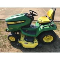 Buy cheap 2010 John Deere X540 Riding Mower For Sale at Ashmore from wholesalers