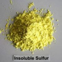 Insoluble sulfur OT10 Manufactures