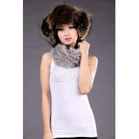 Wholesale Sheep Leather+Raccoon Fur Hat from china suppliers