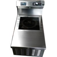China Easy Cooling Stainless Steel Range Electric , Electric Oven Gas Hob 8KW on sale