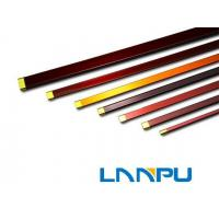 China Enameled Flat Copper Wire on sale