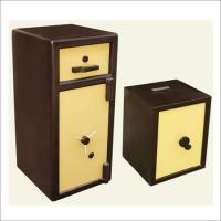 Buy cheap Double Decker Depository Safe from wholesalers