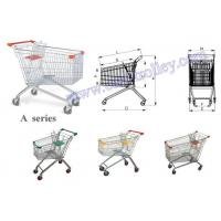 Buy cheap A style, European style supermarket cart from wholesalers