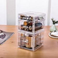 Cosmetic Storage Display Boxes 2 Pieces Set BY-6302PS+BY-6203PS Manufactures