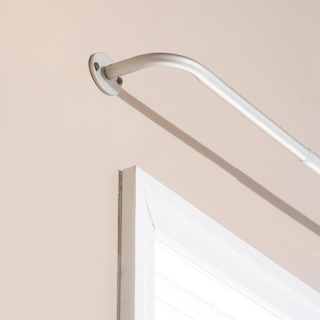 Buy cheap welded curtain rod, powder coated from wholesalers