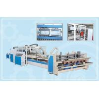 (Corrugated box) Automatic stitching machine