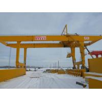 Quay Container Yard Rail Mounted Container Lifting Gantry Crane Manufactures