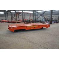 Trackless Rubber Wheel Steel Tube Handling Custom Transfer Carts Manufactures