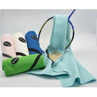 China 12x43 Super Absorbent Fast Dry Sports Gym Fitness Microfibre Towel Travel Workouts Pool Beach Ba on sale
