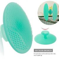 Facial Cleansing Pads, Soft Silicone Face Scrubbers Exfoliators Face Cleansing Tool Manufactures