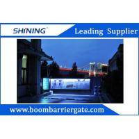 China 140W Motor Parking Lot Advertising Barriers With Temperature Control Function on sale