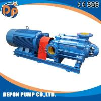 ZD Self-balancing High Pressure Multistage Pump for Building Water Supply
