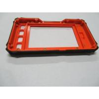 2 shots over mold manufacturers Electronic Plastic Covers Overmolding metal insert