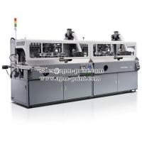 S102 Fully Automatic Multi Color High Speed Bottle or Cup UV Screen Printing Machine