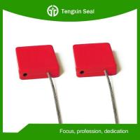 Tamper Proof Wire Security Cargo Seals Plastic Trailer Security Seals Manufactures
