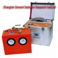 Buy cheap Halogen Leak Detector -SF6 Gas vacuuminzing and charging device 1 from wholesalers