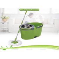Buy cheap 6.5L Capacity Flat 360 Spin Mop For Hardwood Floors With Single Bucket from wholesalers