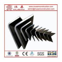 China SS400/Q235/ASTM A36 Hot Rolled Steel Angle Bar on sale