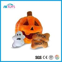 China Halloween Pumpkin Plush Toy, Soft Toy And Stuffed Toy For Best Gift Of Halloween Day on sale