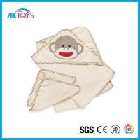 Buy cheap 100% Cotton Baby Towels And Washcloths Soft And Comfortable For Baby from wholesalers