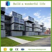 Buy cheap light steel prefabricated portable luxury villa apartments from wholesalers