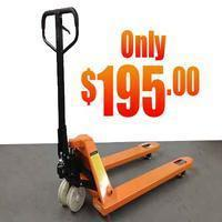 Pallet Jacks Pallet Jack Special - With Nylon Wheels Manufactures