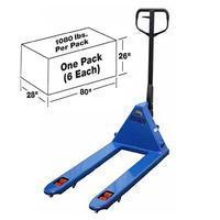 Pallet Jack Special Pallet Jack Special - Blue - By the Package Manufactures