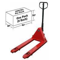 Pallet Jack Special Pallet Jack Special - Red - By the Package Manufactures