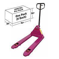 Pallet Jack Special Pallet Jack Special - Purple - By the Package