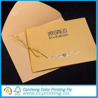 Gift Card Wedding with Ribbon