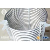 Stainless coils tubes ASTM A 789 UNS39277 Manufactures