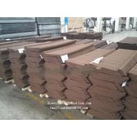 Buy cheap Chinese factory offer high quality and good price galvanized colorful sand coating tile for Africa from wholesalers