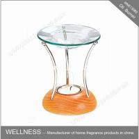 Buy cheap Metal and glass oil burner holder-WNE130B2 from wholesalers