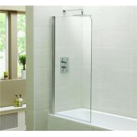 Buy cheap Stainless Steel Shower Screen with Tempered Glass from wholesalers