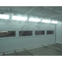 Spray Booth Model: Example Of Multi-bays Line