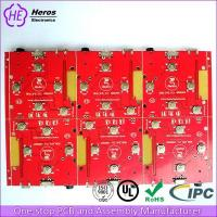 Buy cheap Cheap PCB manufacturing and assembly with auto SMT machines from wholesalers